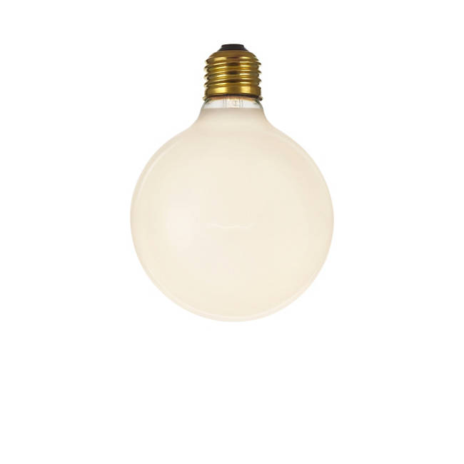 Incandescent Vintage Globe Frosted Bulb