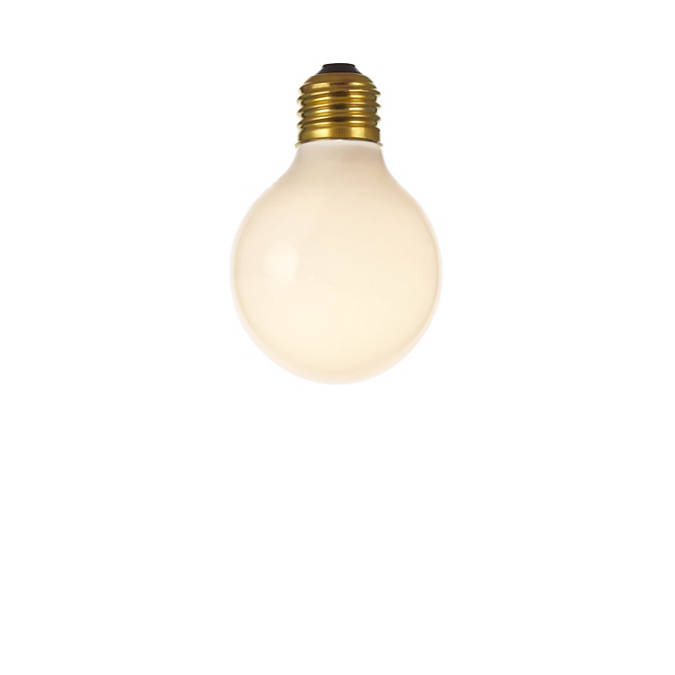 Incandescent Small Globe Frosted Bulb (120V)