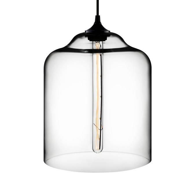 Bell Jar Modern Lighting